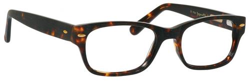 Hemingway H4670 Unisex Rectangular Eyeglasses in Matte Black 50 mm Progressive
