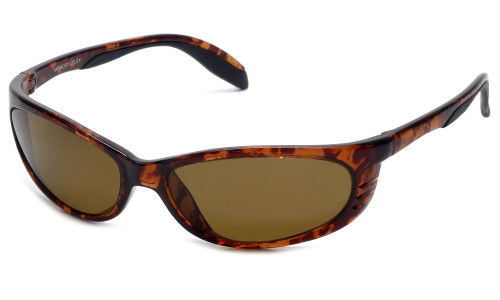 Ono's™™ Polarized Sunglasses: Breton in Tortoise & Amber