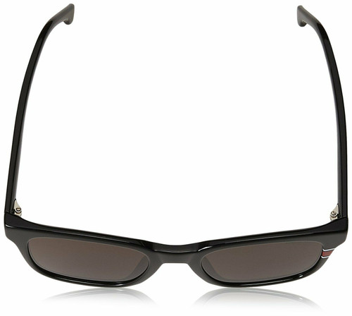Carrera CA164/S 0807 Designer Sunglasses Square Unisex in Black/Grey Blue 51 mm