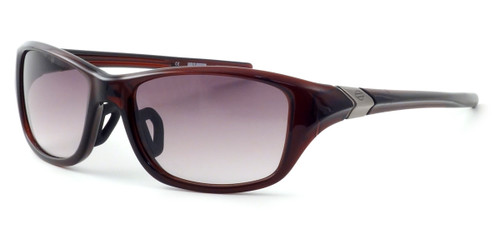 Harley-Davidson Designer Sunglasses HDX861 in Brown Frame & Brown Gradient Lens