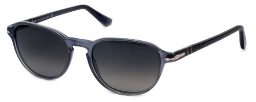 Persol Designer Sunglasses PO3053S-9037/71 in Grey & Grey Lens