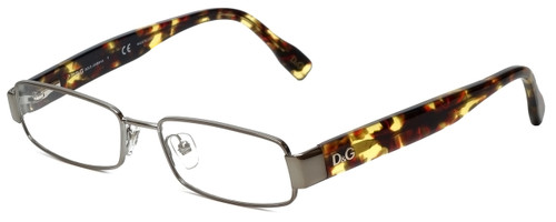 Dolce Gabbana Progressive Blue Light Glasses DG5091-1010 Gunmetal Tortoise 51mm