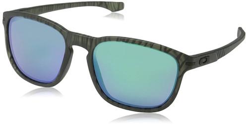 Oakley Designer Sunglasses Enduro in Matte Olive Ink & Jade Iridium Lens (OO9223-28)