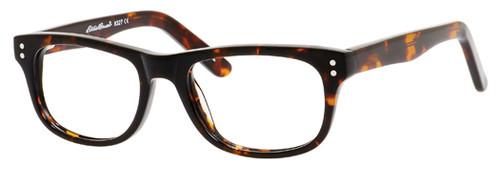 Eddie Bauer Progressive Blue Light Reading Glasses Small Kids Size 8327 Tortoise