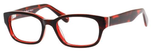 Eddie Bauer Progressive Blue Light Reading Glasses Small Kids Size 8328 Burgundy