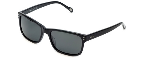 Fossil Polarized Designer Sunglasses Fossil-Russell-S in Black