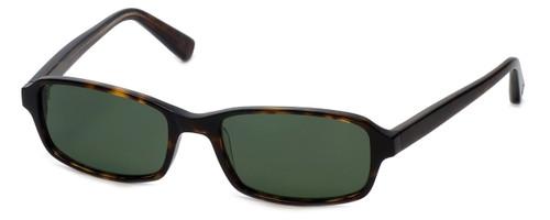 David Yurman Designer Sunglasses with Anti-Reflective Coating DY611-02 in Tortoise/Grey