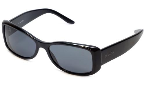 Escada Designer Sunglasses SES013-700 in Black 55mm