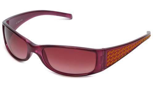 Escada Designer Sunglasses SES043-6V2 in Violet 60mm