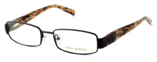 Tory Burch Progressive Lens Blue Light Reading Glasses TY1023-120 in Brown 50mm
