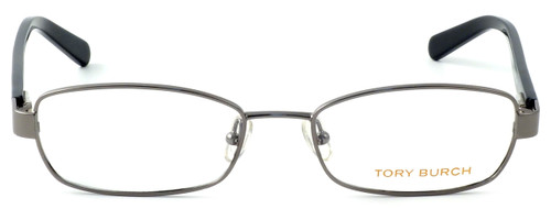 Tory Burch Womens Progressive Lens Blue Light Glasses TY1027-103 52mm Gunmetal
