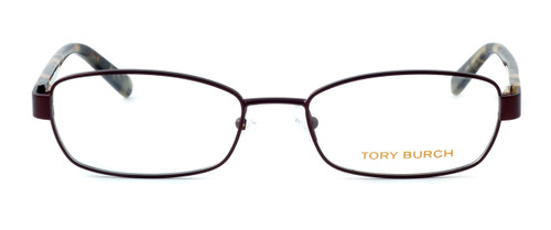 Tory Burch TY1027 Progressive Lens Blue Light Reading Glasses in Burgundy (147)