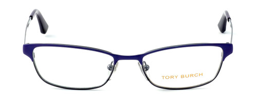 Tory Burch Womens Progressive Blue Light Reading Glasses TY1036-490-51 mm Purple