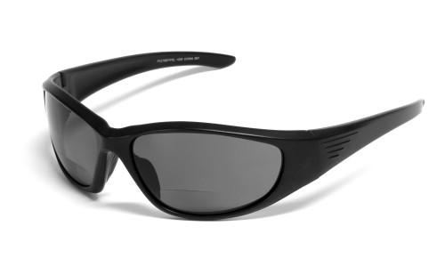 Matte-Black & Grey Lens