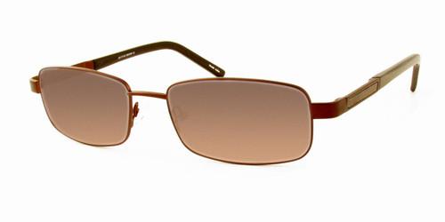 Dale Earnhardt, Jr. 6710 Designer Reading Sunglasses in Brown