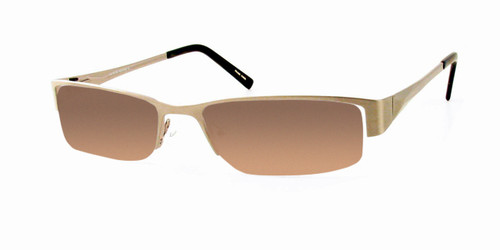 Dale Earnhardt, Jr. 6728 Designer Reading Sunglasses in Pewter