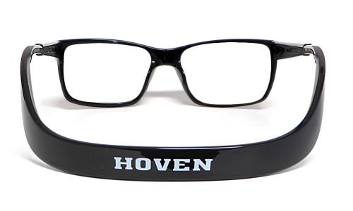 Hoven Eyewear MONIX in Black :: Rx Single Vision