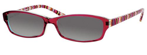 Eddie Bauer Reading Sunglasses 8245 in Claret