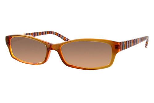 Eddie Bauer Reading Sunglasses 8245 in Cognac