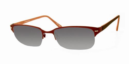 Dale Earnhardt, Jr. 6738 Designer Reading Sunglasses in Brown