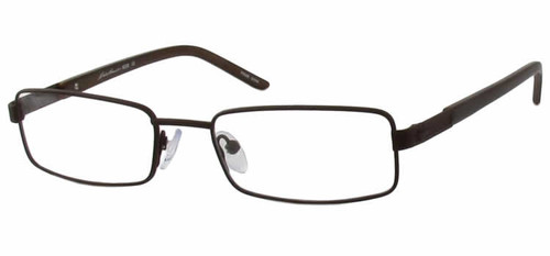 2aa02ef9143 Eddie Bauer Designer Eyeglasses 8239 in Brown    Custom Left   Right Lens