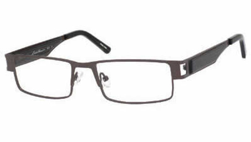 93337d6956e Eddie Bauer Designer Eyeglasses 8275 in Gun Metal    Custom Left   Right  Lens