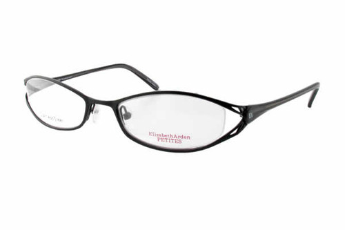 Elizabeth Arden Designer Eyeglasses 59 in Black :: Custom Left & Right Lens