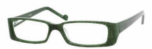 Joan Collins Eyeglass Collection 9690 in Jade :: Custom Left & Right Lens