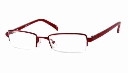 4f67ab80b3e5 Seventeen Designer Eyeglasses 5311 in Burgundy    Custom Left   Right Lens