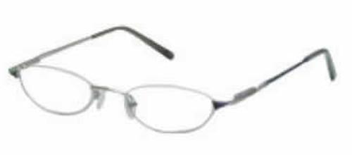 Jubilee Designer Eyeglasses 5220 in Silver-Grey :: Custom Left & Right Lens
