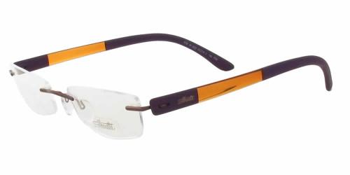 Silhouette Designer Eyeglasses Enviso 7608-6052-6798 :: Custom Left & Right