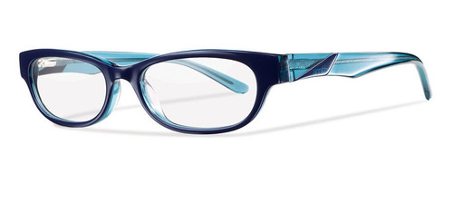 Smith Optics Designer Optical Eyewear Accolade in Lagoon :: Custom Left & Right Lens