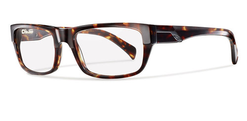 Smith Optics Designer Optical Eyewear Drifter in Havana :: Custom Left & Right Lens
