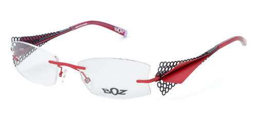 BOZ Optical Swiss Designer Eyeglasses :: Neige (8200) :: Custom Left & Right Lens