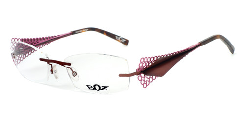BOZ Optical Swiss Designer Eyeglasses :: Nocturne (9580) :: Custom Left & Right Lens