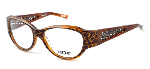 BOZ Optical Swiss Designer Eyeglasses :: Oracle (9292) :: Custom Left & Right Lens