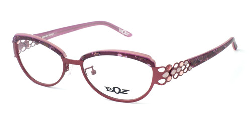BOZ Optical Swiss Designer Eyeglasses :: Rumba (8272) :: Custom Left & Right Lens