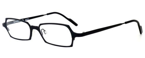 Harry Lary's French Optical Eyewear Clidy Eyeglasses in Black (101) :: Custom Left & Right Lens