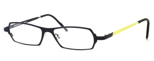 Harry Lary's French Optical Eyewear Mixxxy Eyeglasses in Black (B04) :: Custom Left & Right Lens