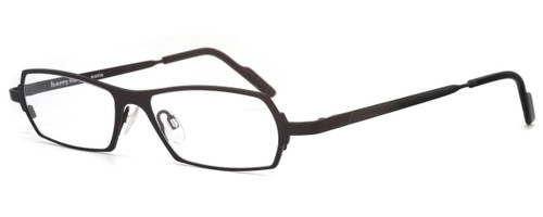 Harry Lary's French Optical Eyewear Mixxxy Eyeglasses in Matte Black (101) :: Custom Left & Right Lens