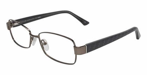 Fendi Designer Reading Glasses F911 in Grey