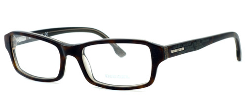 Diesel DL5039 Optical Eyeglass Collection in Tortoise (056) :: Custom Left & Right Lens