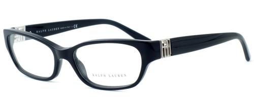 Ralph Lauren Designer Eyeglass Collection RL6081-5001 in Black :: Custom Left & Right Lens
