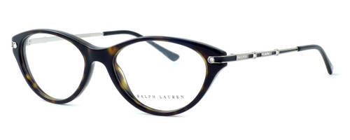 Ralph Lauren Designer Eyeglass Collection RL6099B-5003 in Tortoise :: Custom Left & Right Lens