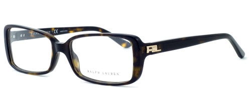 Ralph Lauren Designer Eyeglass Collection RL6114-5003 in Tortoise :: Custom Left & Right Lens