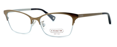 Coach Designer Eyeglasses 'Terri' 5041-9002 :: Custom Left & Right Lens