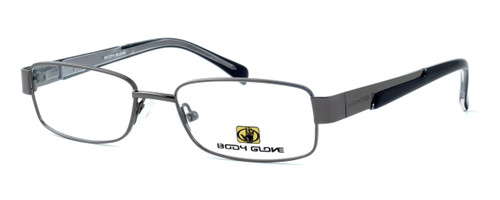 Body Glove BB121 Designer Eyeglasses in Gunmetal :: Custom Left & Right Lens