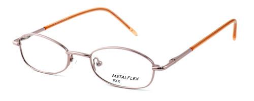 Calabria Kids Fit MetalFlex Designer Eyeglasses XX in Pink :: Custom Left & Right Lens