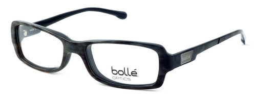 Bollé Bastia Designer Eyeglasses in Dark Demi Tortoise :: Custom Left & Right Lens