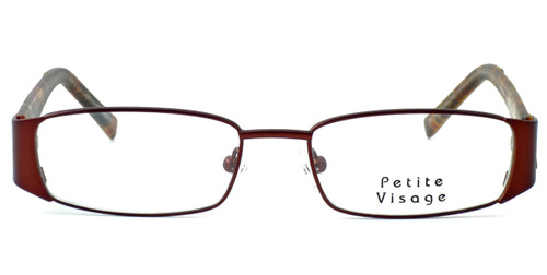 47ce181086 Visage Petite Designer Eyeglasses 100 in Brown    Rx Bi-Focal - Speert  International